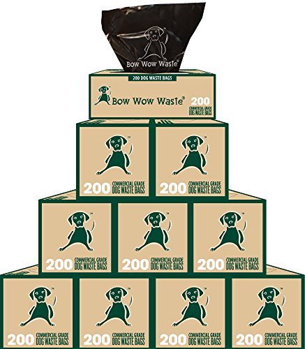 commercial grade dog waste bags - 4
