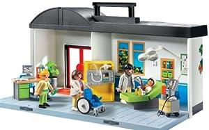 Playmobil Take Along Hospital from PLAYMOBIL
