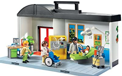 Playmobil Take Along Hospital from PLAYMOBIL