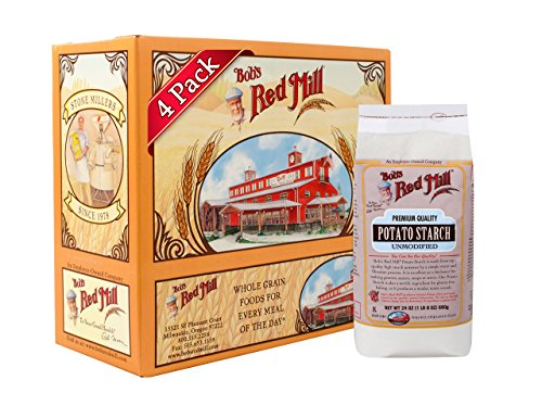 Bob's Red Mill Potato Starch, 24 Oz (4 Pack)