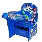 Disney Toy Story Childrens Desk and Chair w/ Storage