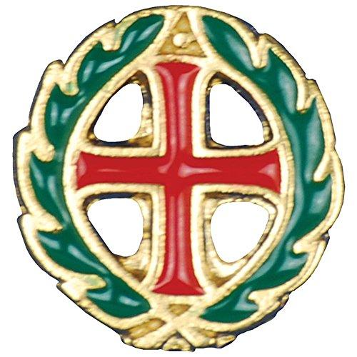 Cross & Crown Pin - Cross Crown Pin