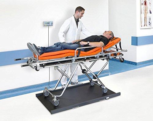 Báscula para transporte Liegen con diseño Altura bajo para cómoda auffahren [Núcleo mws 300 K de 1LM] con escaneado de y medicina Autorización, ...