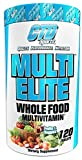 Cheap Whole Foods Multivitamin for Men and Women. Pure Natural Ingredients for Energy, Hair, Skin and Nails. Fruit and Vegetable Best Vitamin Supplement Sports Formula. Multi Elite 120 Tablets.
