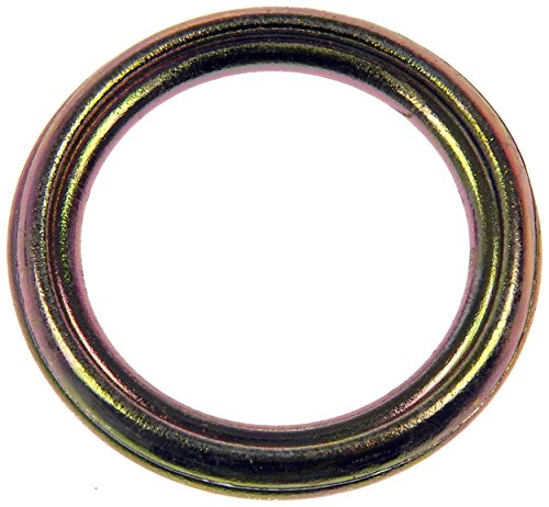 - Dorman 65310 Crush Oil Drain Plug Gasket, Pack of 3