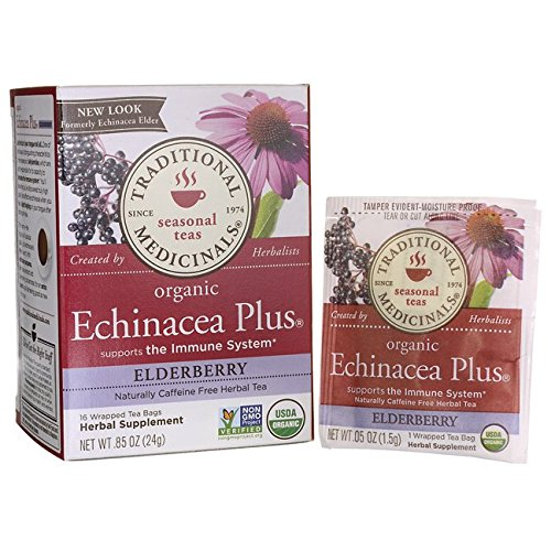 Traditional Medicinals Blends Echinacea Organic product image