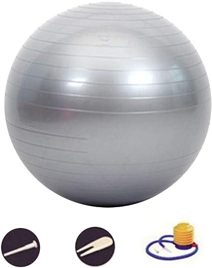 DAZISEN Accesorios para Pilates - Bola de Pilates de Yoga ...