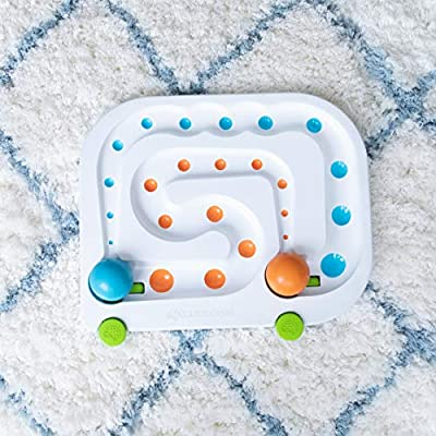 Fat Brain Toys RollAgain Maze Early Learning Toys for Ages 2 to 3: Toys & Games