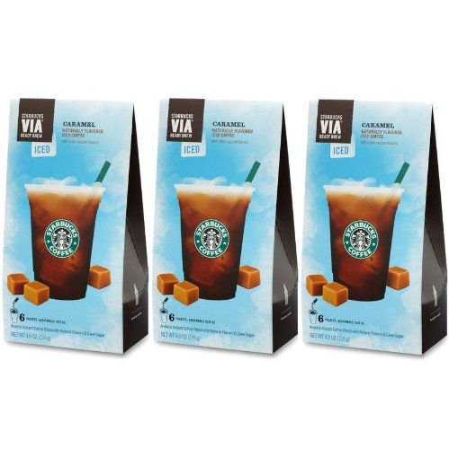 Caramel Iced Coffee - 5