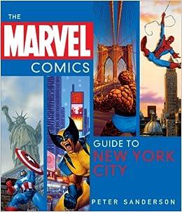 marvel comics guide