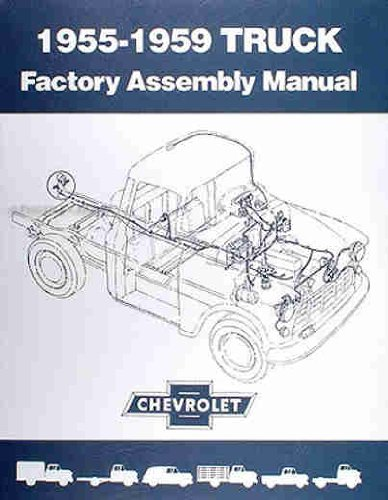 PICKUP FACTORY ASSEMBLY INSTRUCTION MANUAL