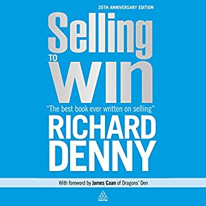 Selling to Win Audiobook