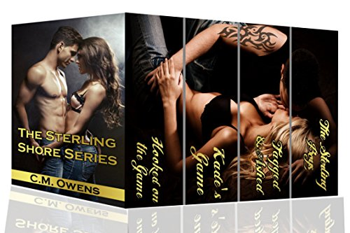 The Sterling Shore Series (A four book special)