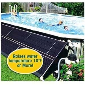 New Smartpool Sunheater Solar Pool Heating System Above Ground Pool Heater Panel