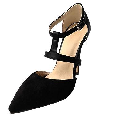 7cfcca8ff43 Newlyblouw 2019 New Women High Heel Sandals Ladies Summer Sexy ...