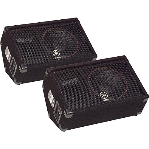 Yamaha SM10V 2-WAY 10'' CLUB SERIES MONITOR PAIR by Yamaha
