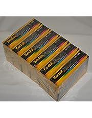 Kodak 6 Pack VHS-C TC30 Royal Camcorder Videotape (Discontinued by Manufacturer)
