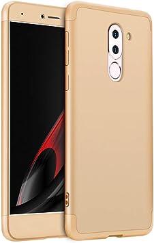TXLING Funda Huawei Honor 6X Bumper 3 en 1 Estructura 360 Grados ...