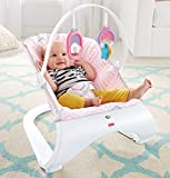 Image of Fisher-Price Comfort Curve Bouncer, Pink