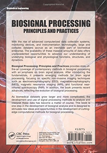 Biosignal Processing: Principles and Practices