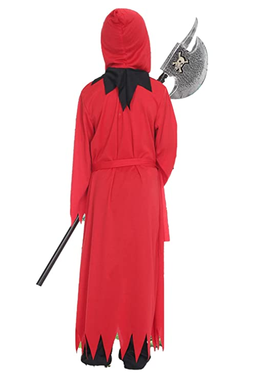 Amazon.com: Disfraz de fantasma desconocido para niños de ...