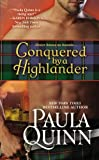 Conquered by a Highlander, Paula Quinn, 0446552356