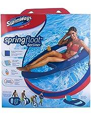 SwimWays 6045228 - Spring Float Recliner, waterligstoel, diverse kleuren
