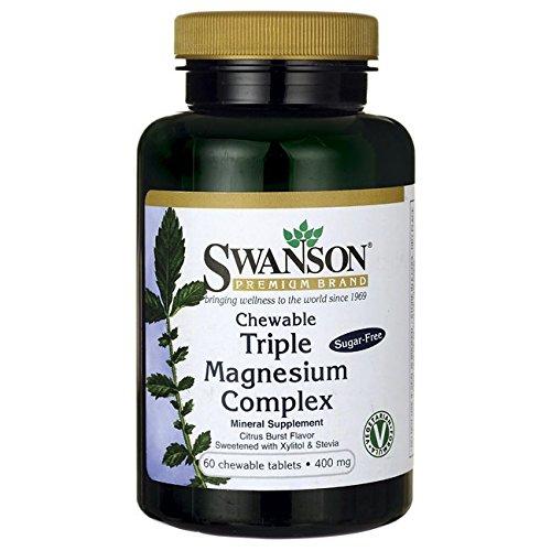 Swanson Triple Magnesium Complex Chwbls