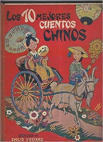 Amazon.com: Los 10 mejores cuentos chinos: Emilio Freixas: Books