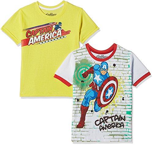 Marvel-Avengers Boys' T-Shirt