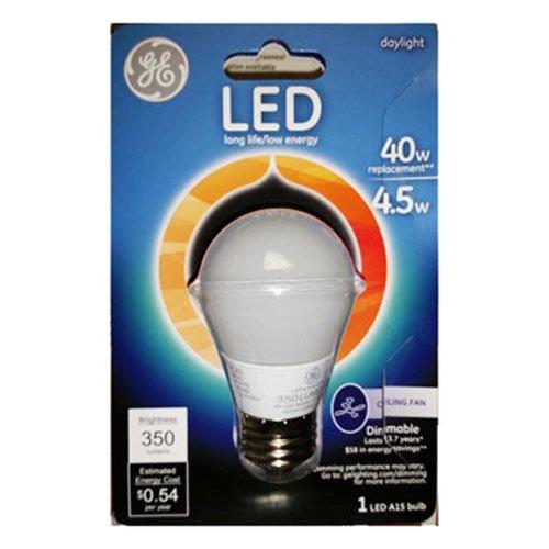 GE Lighting 23708 4 5 watt 350 Lumen