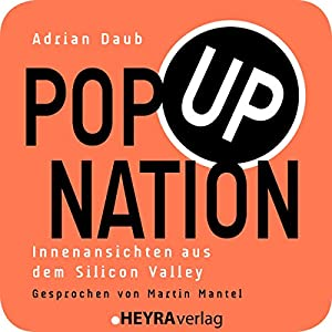 Pop Up Nation Hörbuch