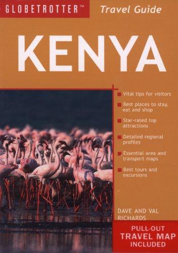 Download Kenya Travel Pack (Globetrotter Travel Packs) PDF
