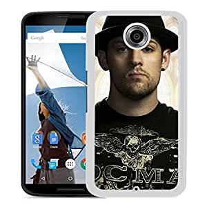Beautiful Designed Cover Case With Good Charlotte Cap Light Look Tattoo (2) For Google Nexus 6 Phone Case