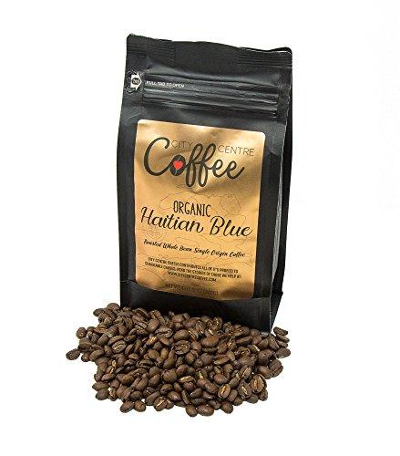 City Centre Coffee-Organic Haitian Blue-Whole Bean 12oz