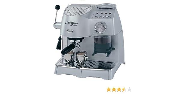 Ariete 1329 Caferoma DE LUXE - Máquina de café: Amazon.es: Hogar