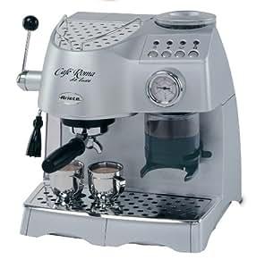 Ariete 1329 Cafe'roma DE LUXE - Máquina de café