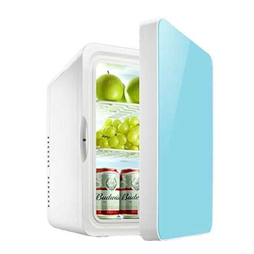 LLX Refrigerador del Coche 10L Dormitorio para Estudiantes De Bajo ...