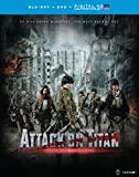 Attack on Titan The Movie: Part 2 [Blu-ray + DVD]