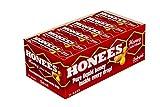 Honees Honey Filled Drops, 1.60 Bars (Pack of 24)