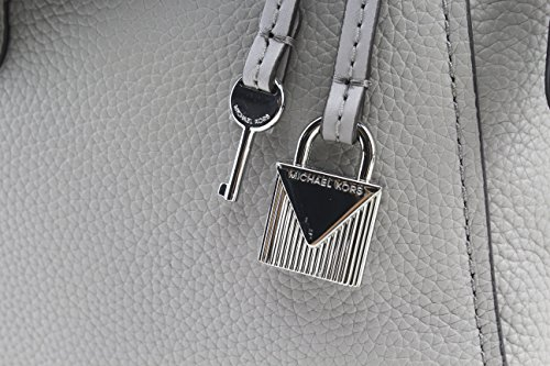 4741f4a9b5fd MICHAEL Michael Kors Women s Bristol Medium Studded Leather Backpack in Pearl  Grey