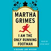 I Am the Only Running Footman | Martha Grimes