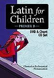 Latin for Children, Primer B - DVD & Chant CD Set (Latin for Childred)