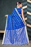 Elina fashion Saree for Women Cotton Art Silk