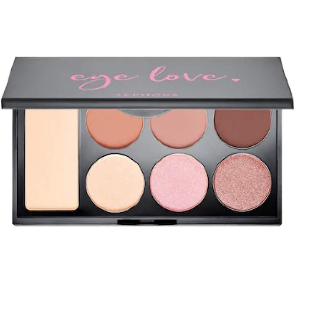 Sephora Collection Eye Love Eyeshadow Palette in LIGHT COOL