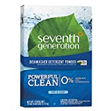 Seventh Generation Auto Dish Powder - Free & Clear - 75 oz - 2 pk