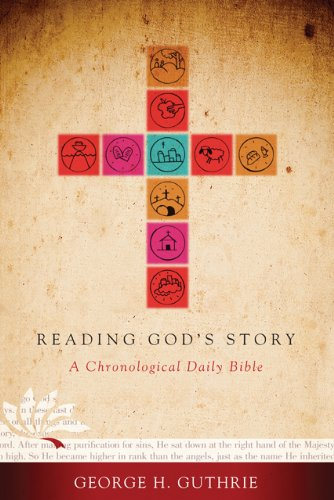 Reading God's Story, Hardcover: A Chronological Daily Bible