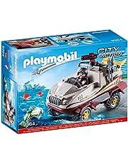 Playmobil 9364 Amphibious Truck