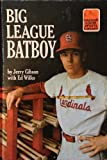 Big League Batboy, Jerry Gibson, 0394908430
