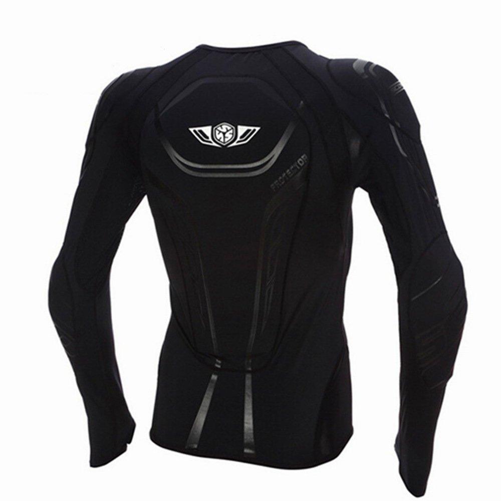 Scoyco AM03 Men's Motorcycle Motocross Racing Protective Gear Jacket Armor (L) by SCOYCO (Image #2)